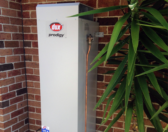 Tasm Plumbing installs and services hot water systems in the illawarra