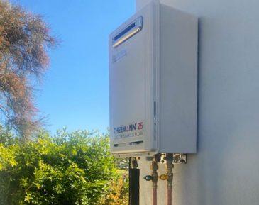 Hot water system wollongong plumber